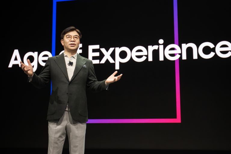 SamsungElectronics Age of Experience ces 2020