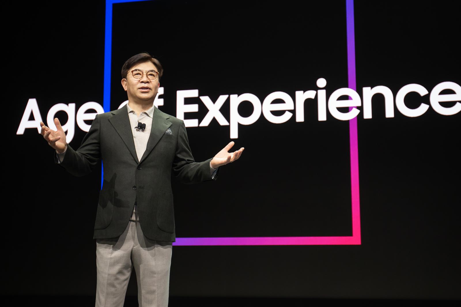 SamsungAge of Experience: la visione dell'azienda sul futuro tecnologico thumbnail