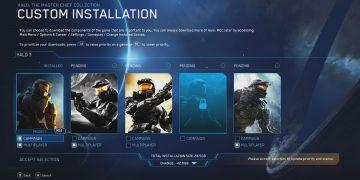 Halo: The Master Chief Collection mod