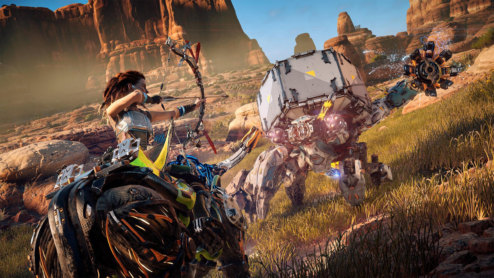 Confermato l'arrivo di Horizon Zero Dawn su PC nel 2020? thumbnail