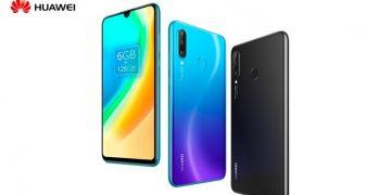 Huawei P30 lite New Edition annuncio