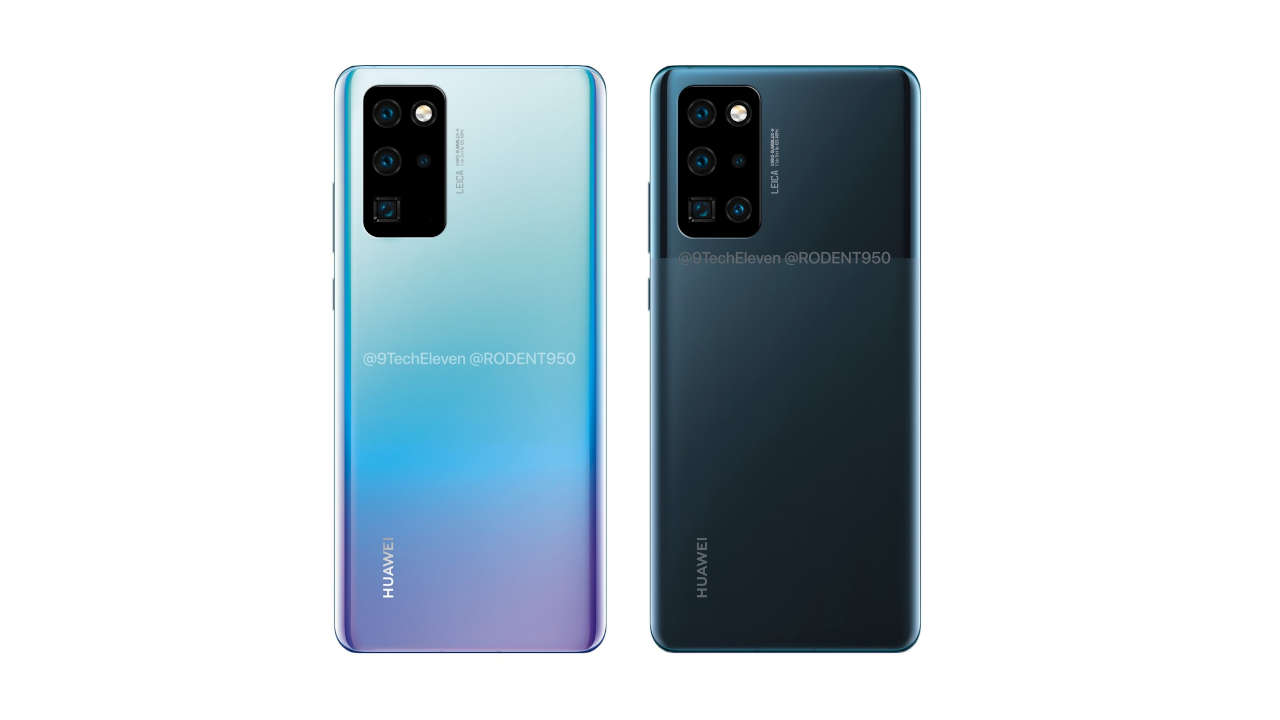 Huawei P40: spuntano nuovi dettagli sulle fotocamere thumbnail