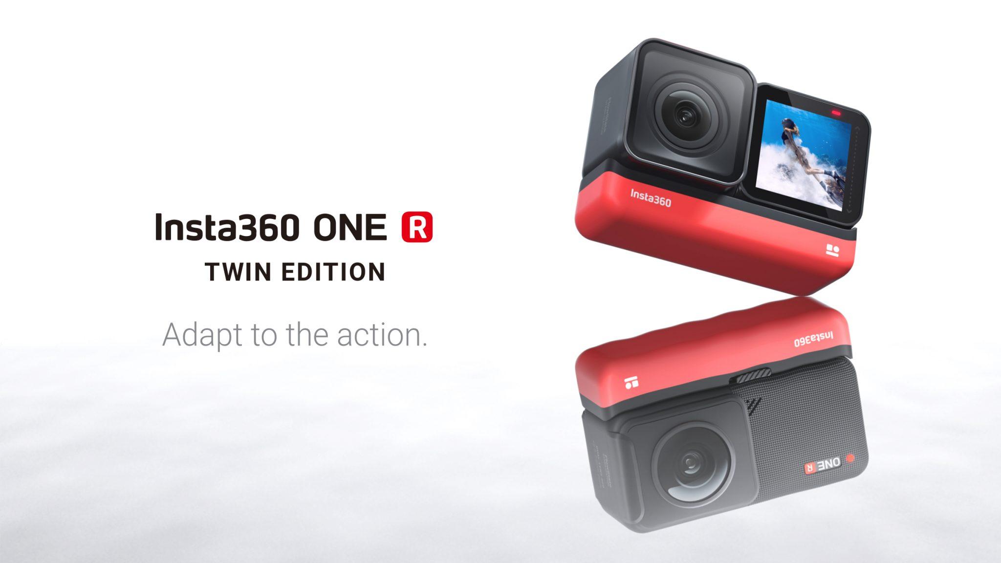 Insta360 ONE R: al CES 2020 la nuova Action Cam di Insta360 thumbnail