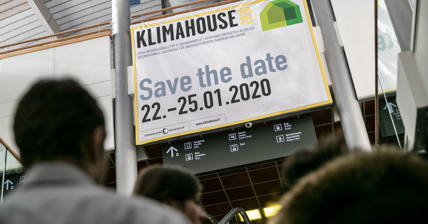 klimahouse future hub futuro green 2020