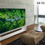 LG CES 2020 televisori 8K
