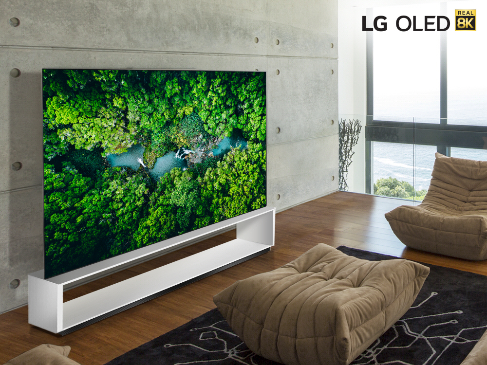 LG CES 2020: arrivano i nuovi TV in 8K dotati di intelligenza artificiale thumbnail