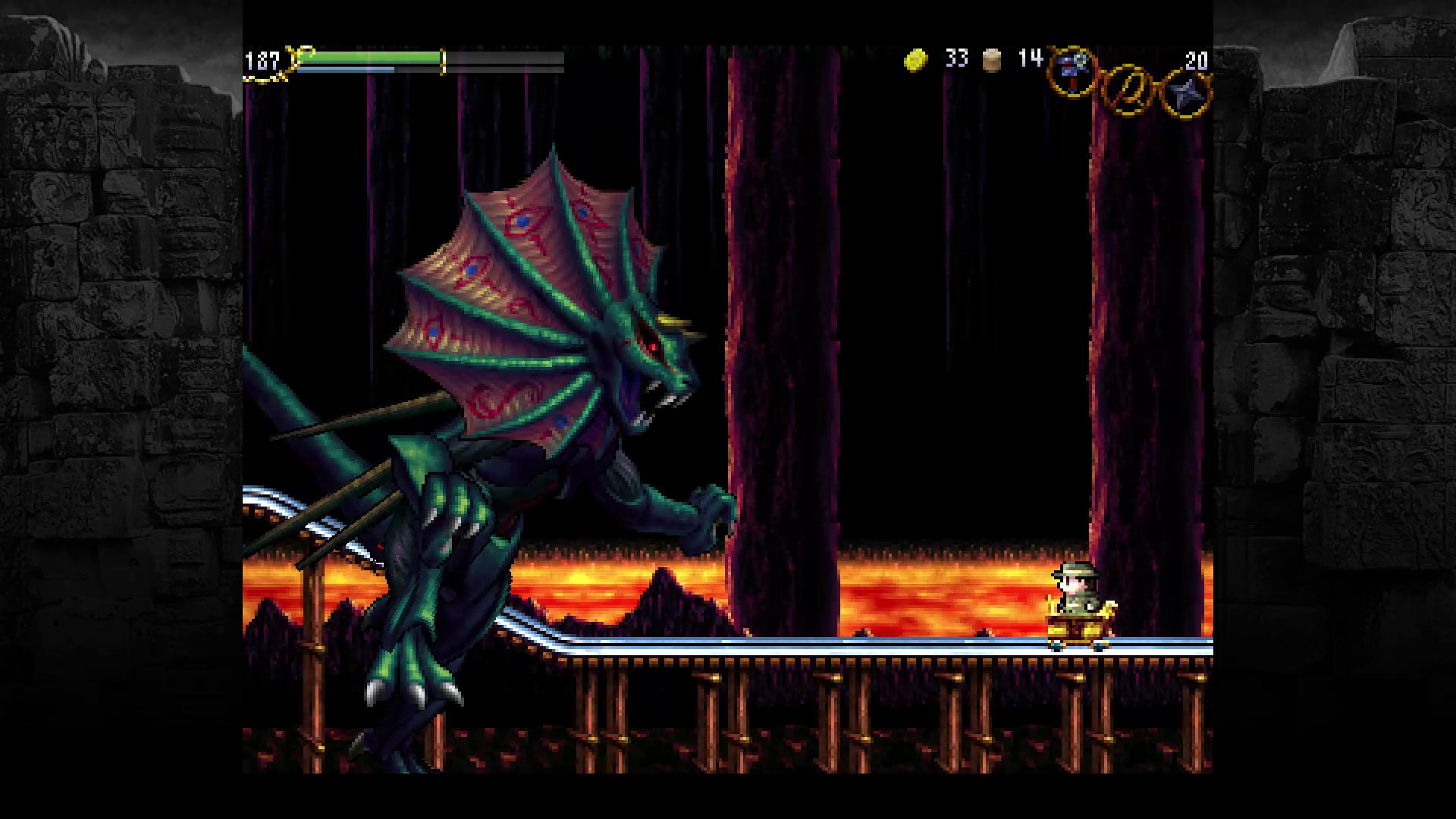 La-Mulana 1 & 2: pubblicato un nuovo trailer di gameplay thumbnail