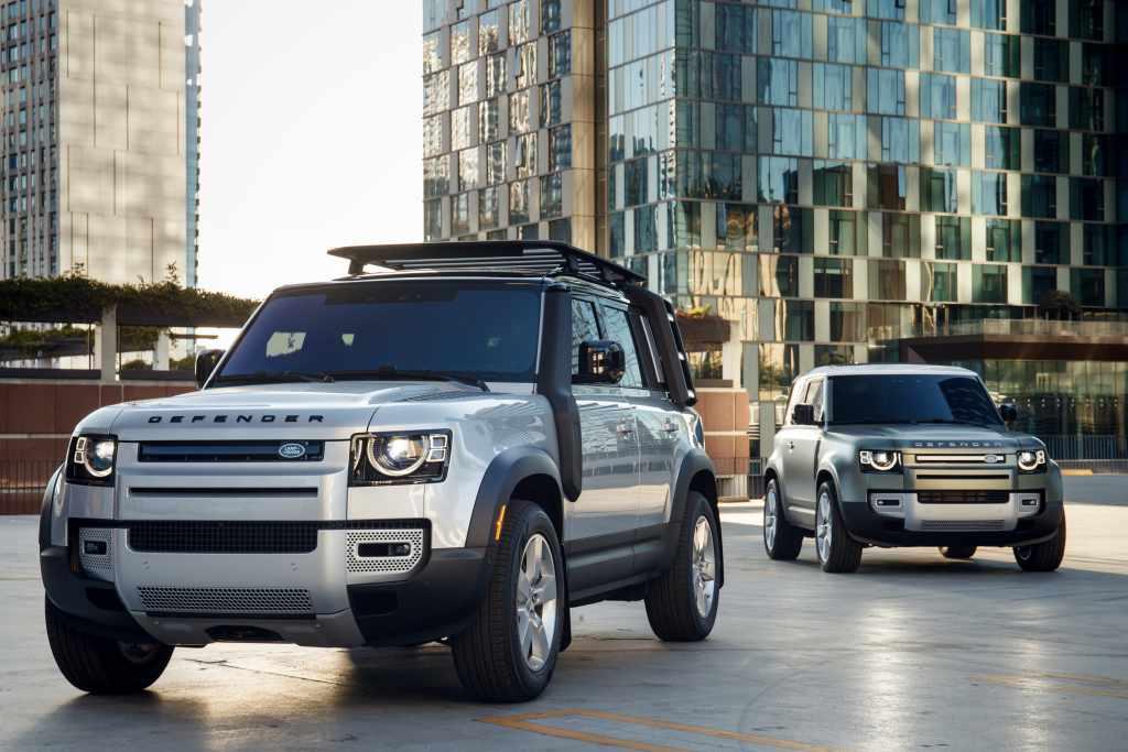 Land Rover Defender Dual eSIM