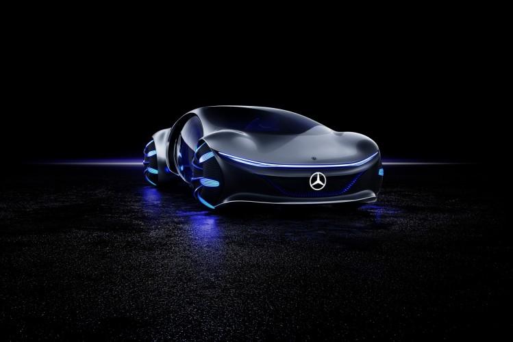 Mercedes-Benz VISION AVTR esterni