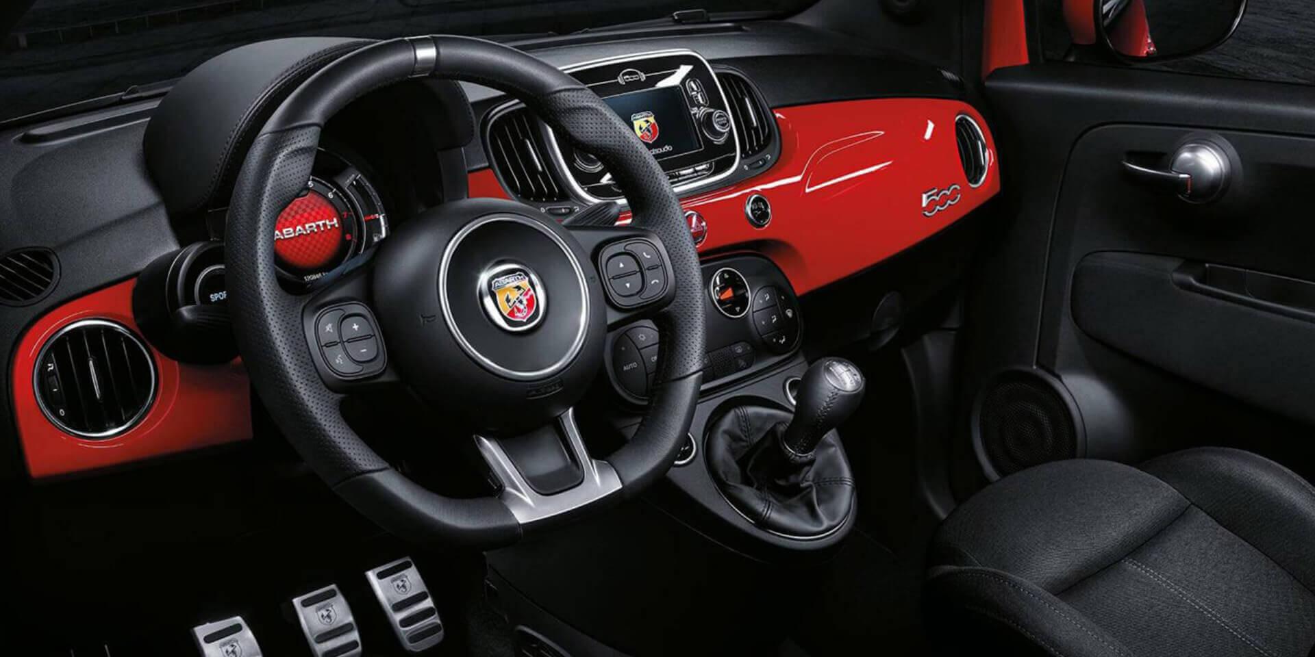Migliori auto sportive low cost Abarth 595 2