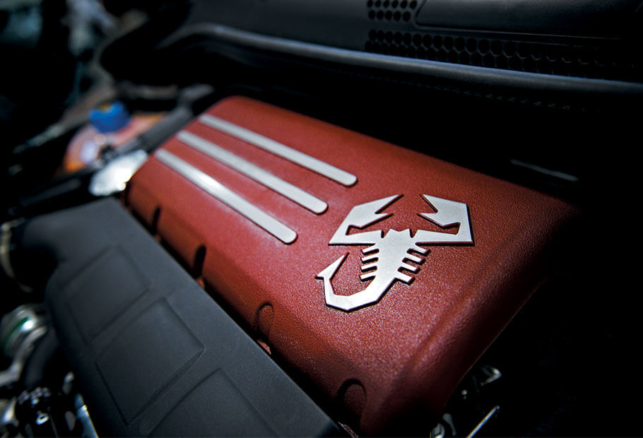 Migliori auto sportive low cost Abarth 595 3