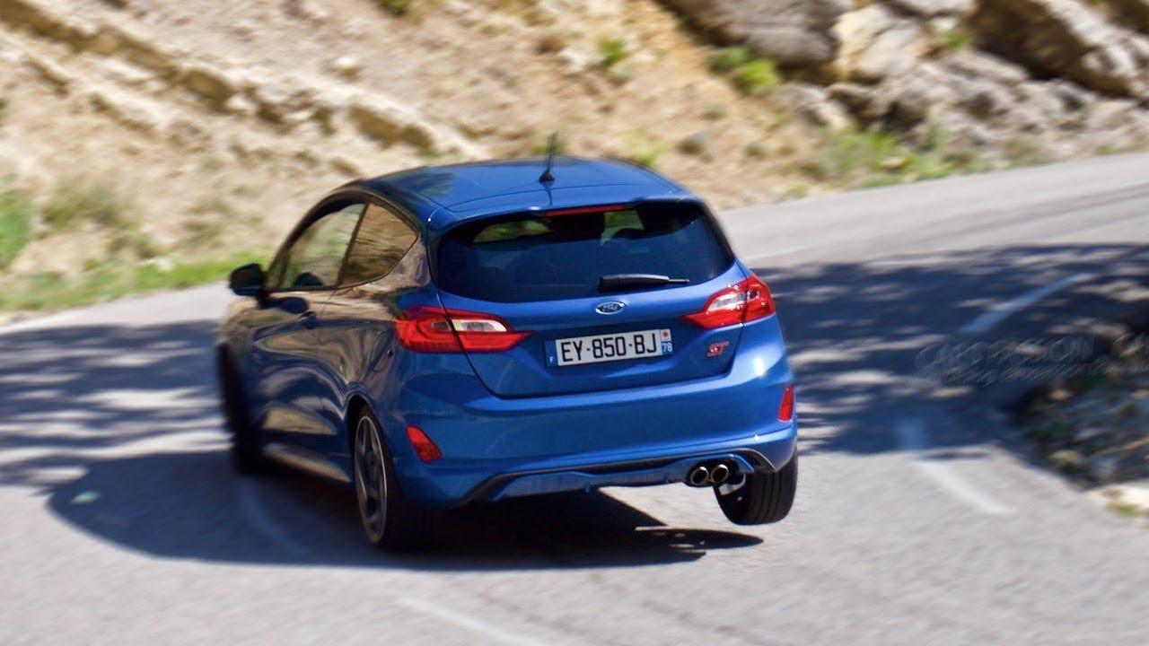 Migliori auto sportive low cost Ford Fiesta ST 3
