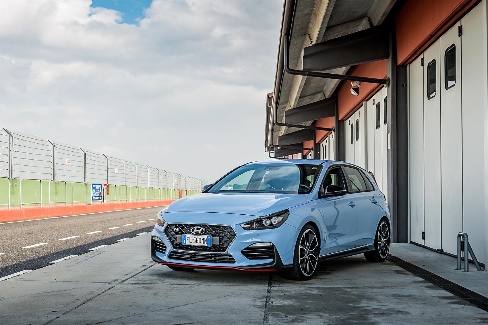 Migliori auto sportive low cost Hyundai i30N 1