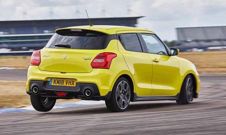Migliori auto sportive low cost Suzuki Swift Sport