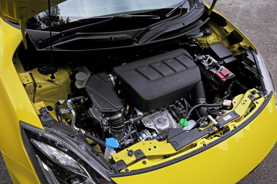 Migliori auto sportive low cost Suzuki Swift sport 3