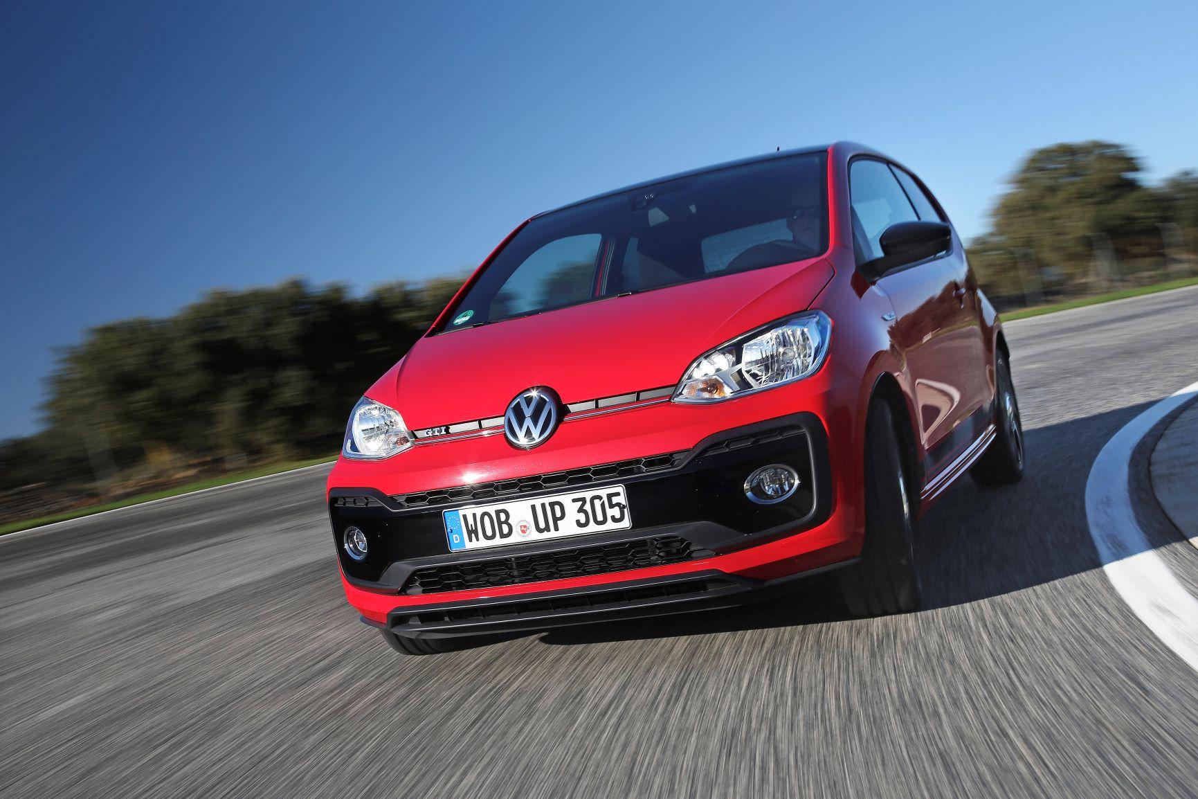 Migliori auto sportive low cost Volkswagen up! GTI