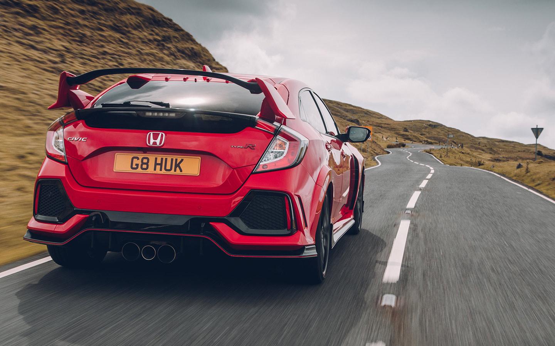 Migliori auto sportive low cost honda civic type r 1