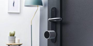 smart home serratura