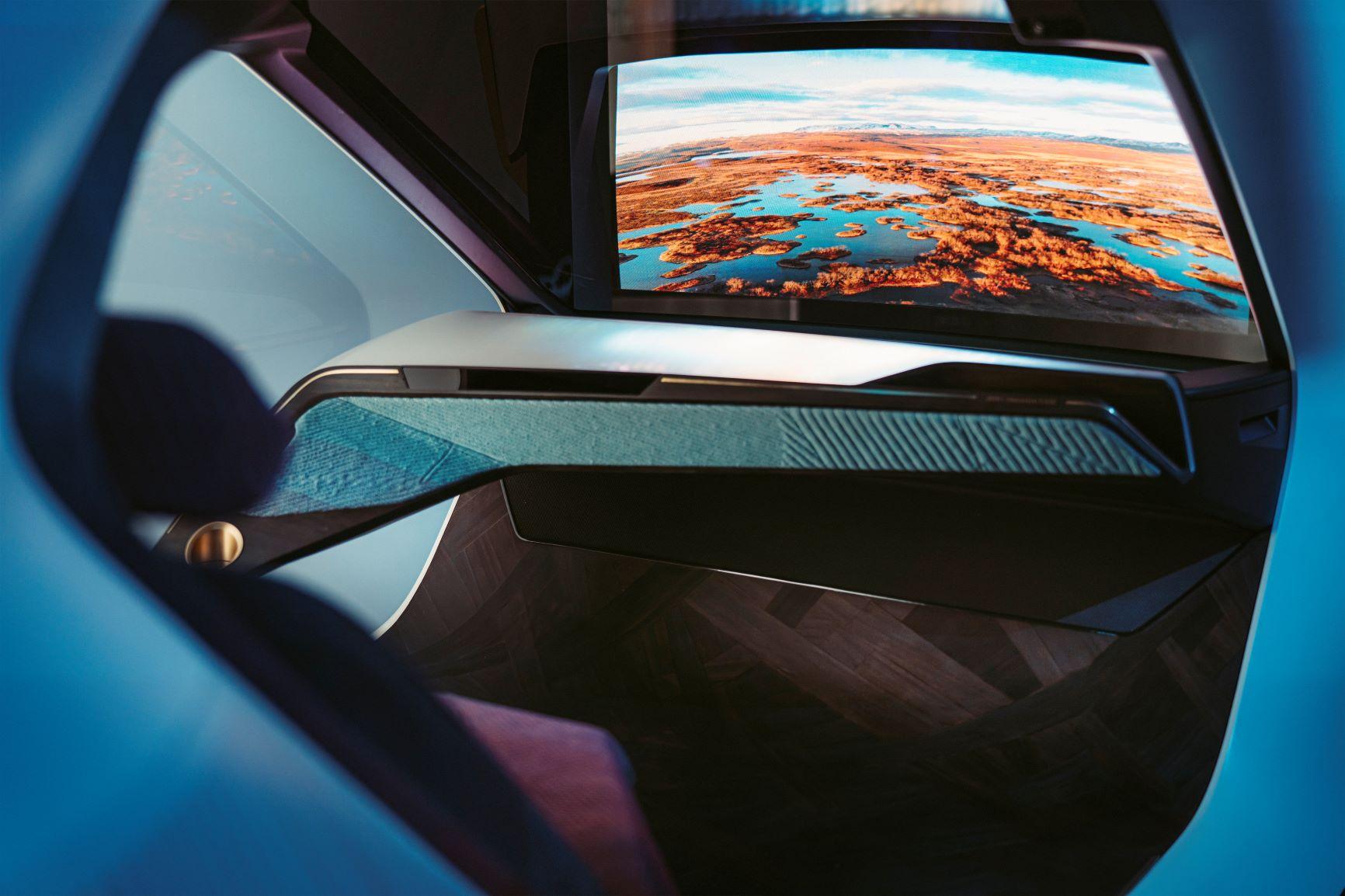 Novità BMW i Interaction Ease schermo
