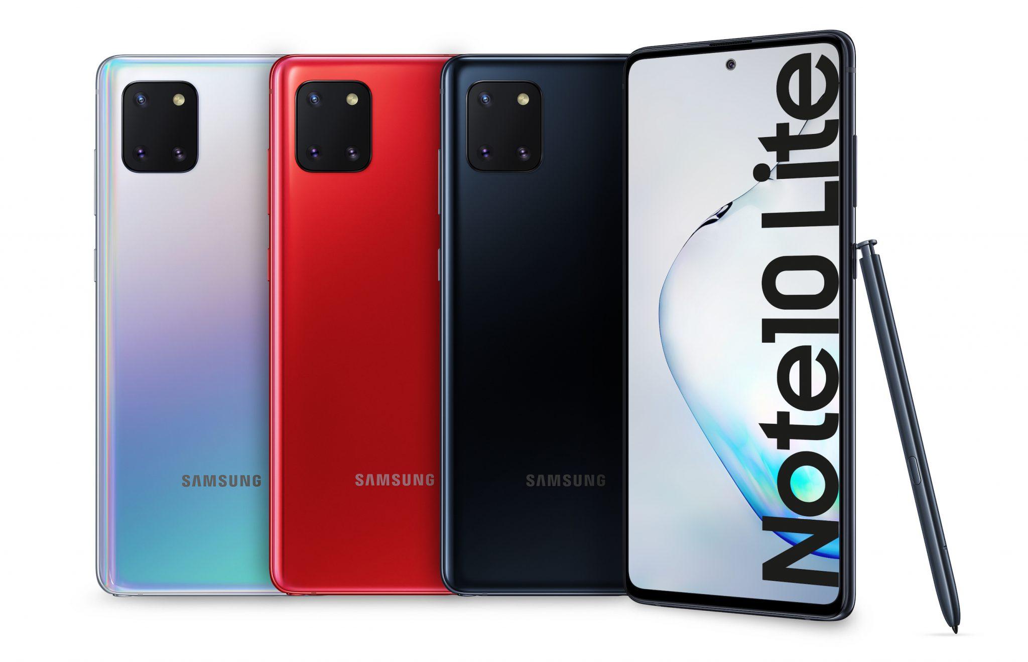 Offerta Samsung Galaxy Note10 Lite: oltre il 30% di sconto su Amazon thumbnail