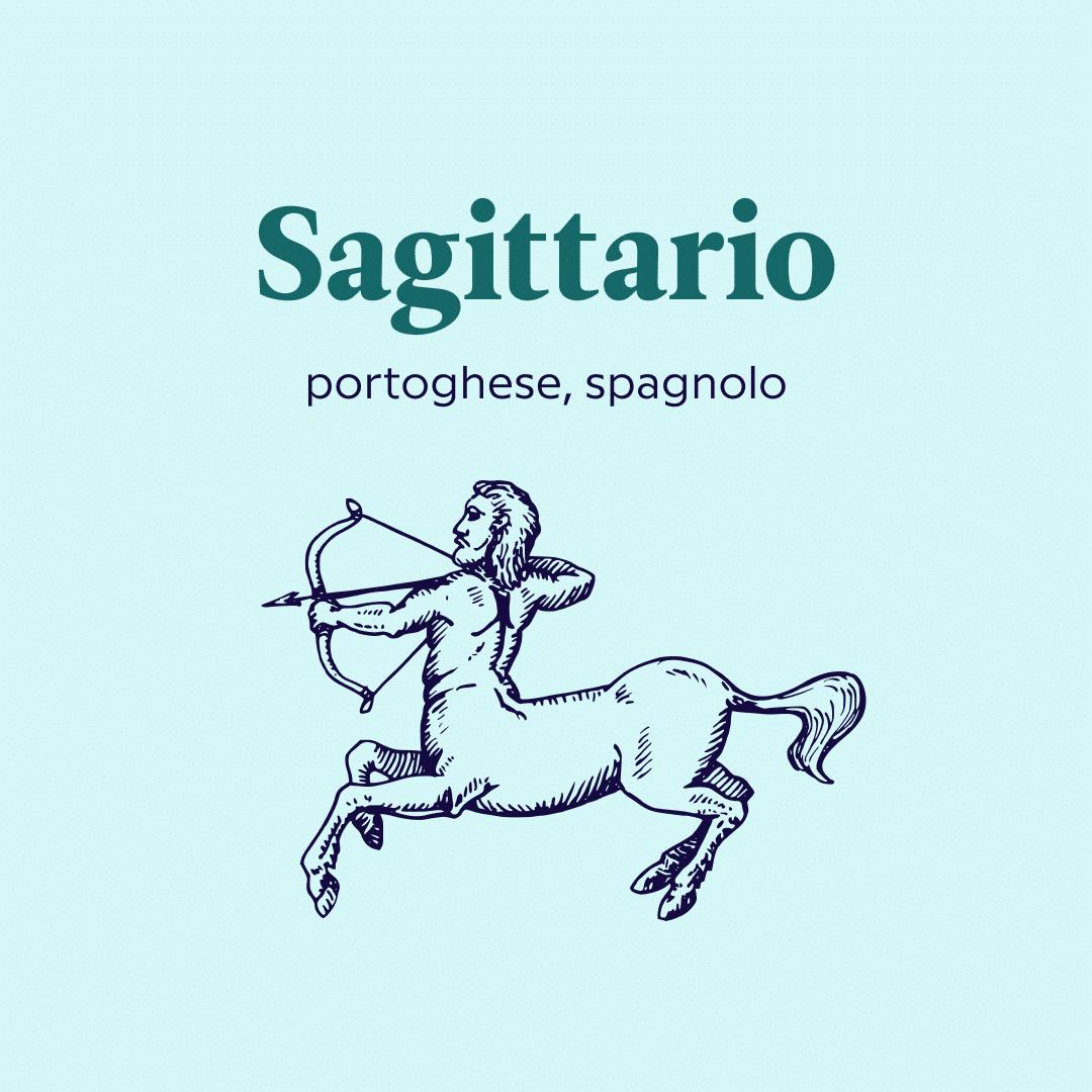 lingue da imparare secondo il segno zodiacale sagittario