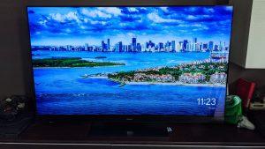 Panasonic GZ1500 recensione: l'OLED per gli amanti del cinema
