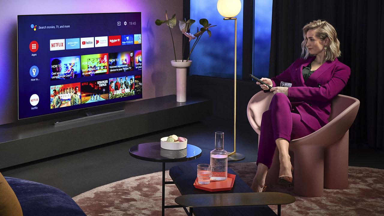 Philips OLED 805 e 855: le caratteristiche dei nuovi televisori thumbnail