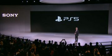 PlayStation 5 logo CES 2020