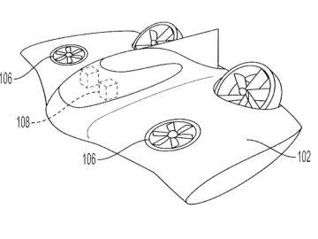 Porsche volante 1