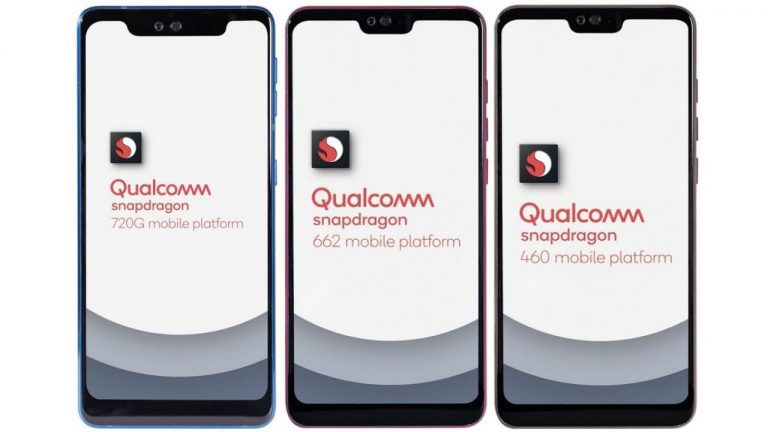 Processori Snapdragon 4G