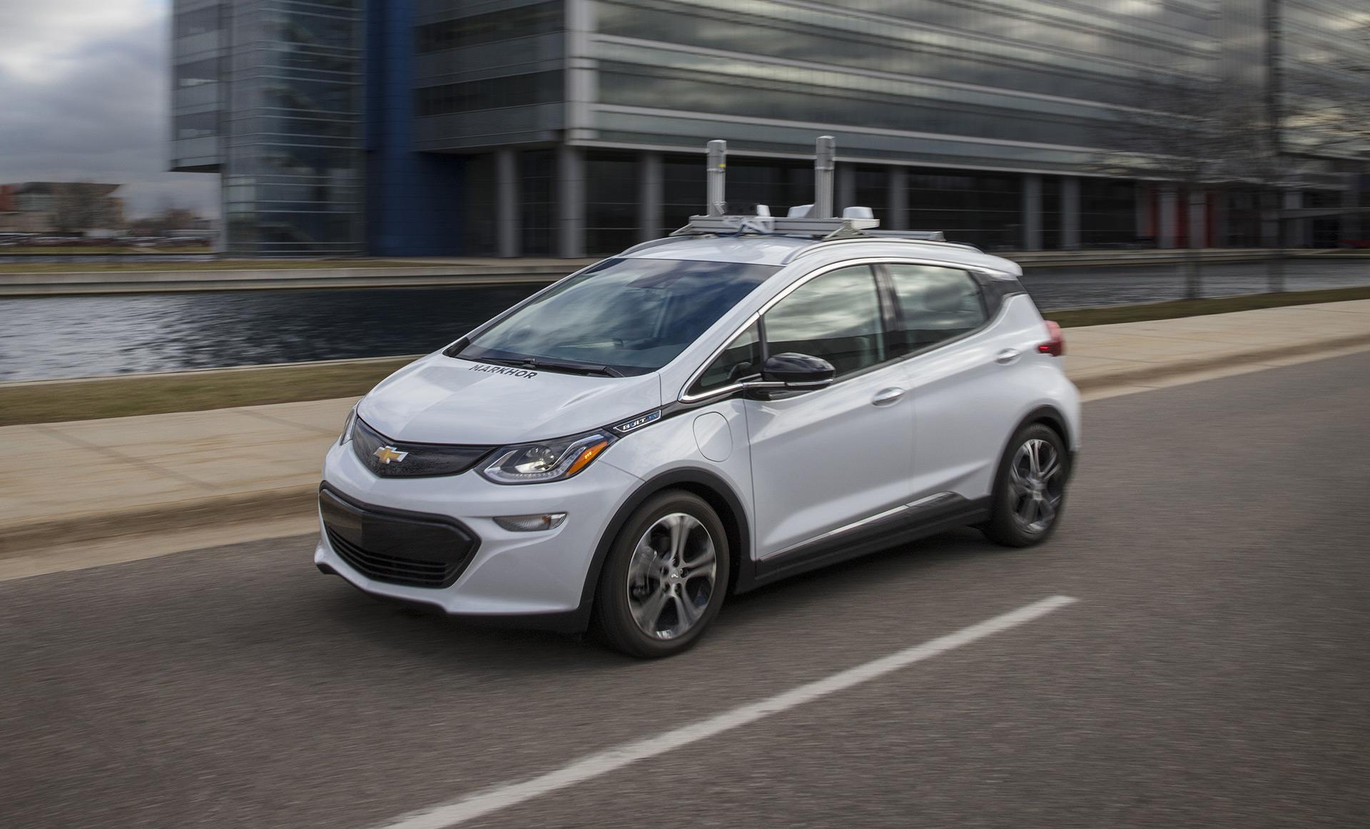 Qualcomm e General Motors Chevy Bolt