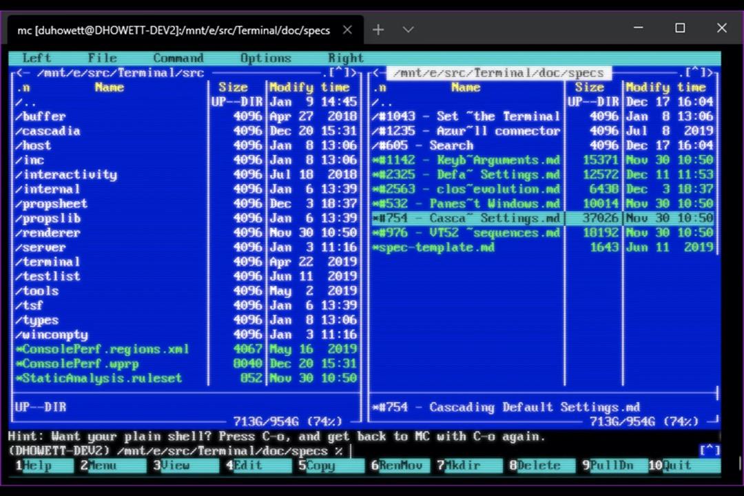 Terminale Windows: l'onda vintage investe anche lui thumbnail