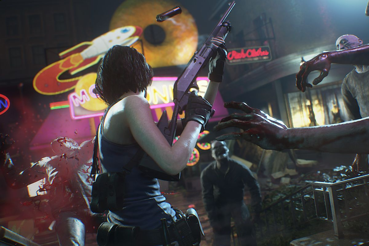 Resident Evil 3 Remake: pubblicato un nuovo trailer con Nemesis thumbnail