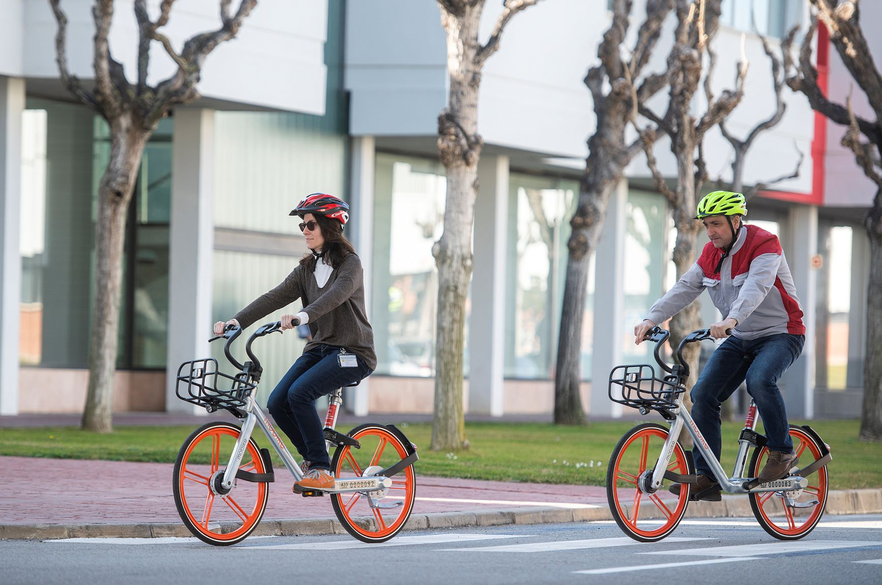 SEAT CES 2020 Mobike