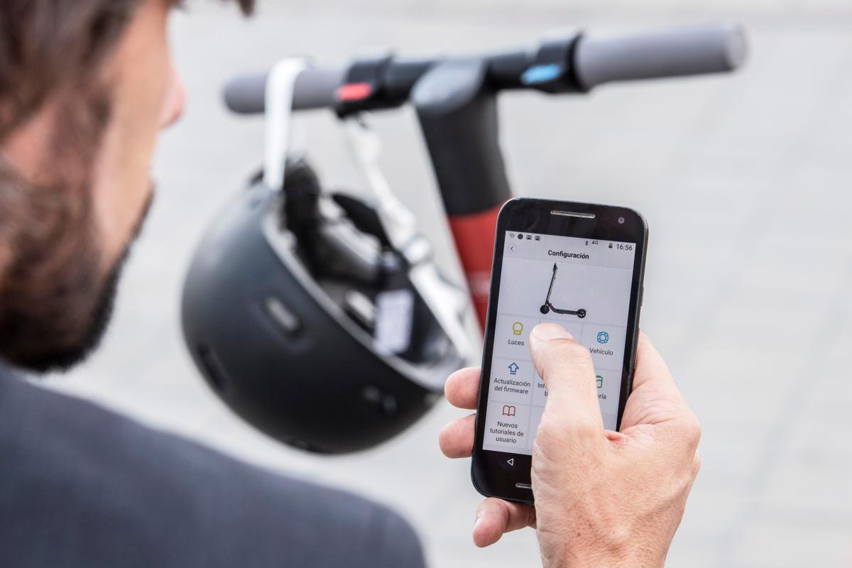 SEAT CES Mobility Advisor