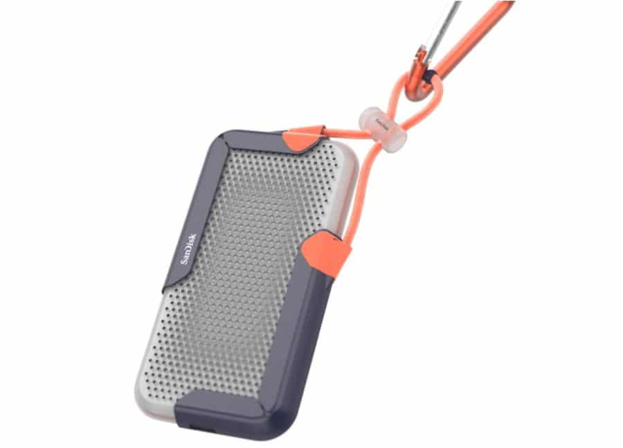 SSD portatile 8 TB