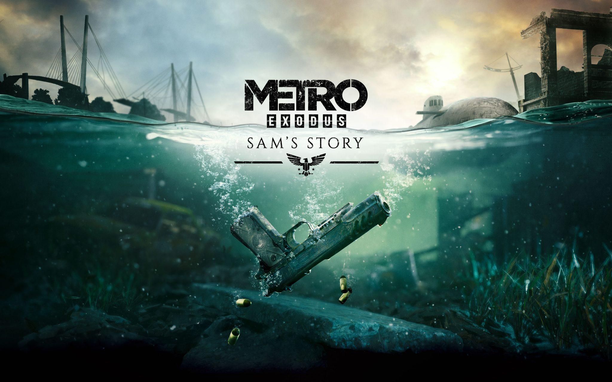 Metro Exodus: Sam's Story - il nuovo DLC arriva a febbraio thumbnail