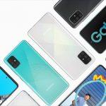 Samsung Galaxy A71 e Galaxy A51 annunciati ufficialmente