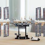 stazione spaziale set lego dimensione