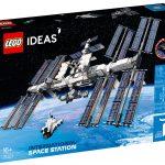 stazione spaziale set lego