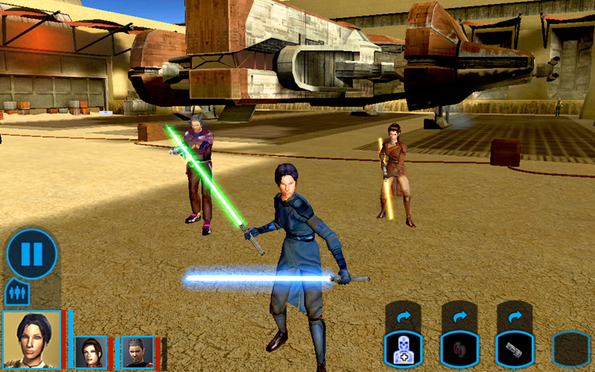Star Wars Knights of the Old Republic: remake in arrivo? thumbnail