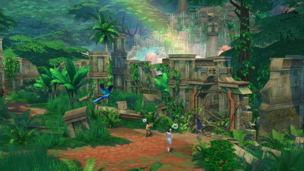 The Sims 4 espansioni