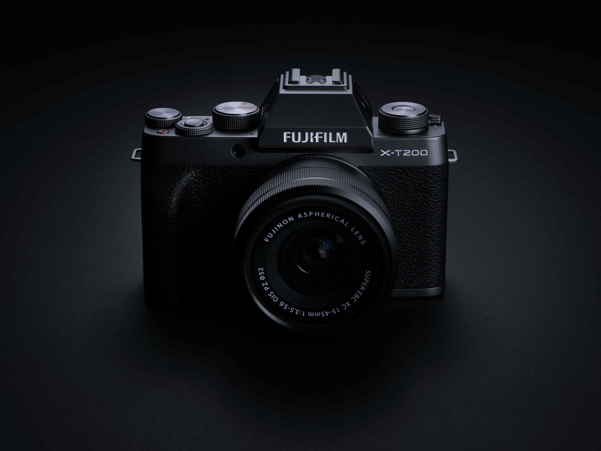 X-T200 nuova mirrorless fujifilm