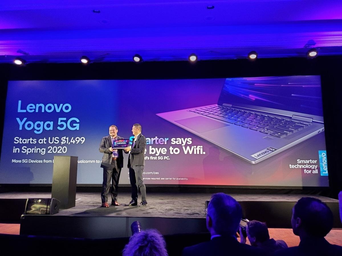 Lenovo CES 2020: tutti gli annunci della kermesse americana thumbnail
