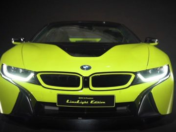 i8-Roadster LimeLight Edition
