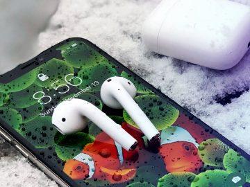 auricolari apple
