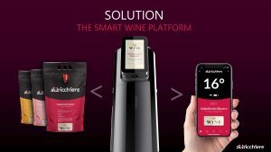 Albicchiere lancia il primo Smart Wine Dispenser