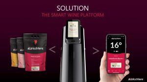 Albicchiere lancia il primo Smart Wine Dispenser