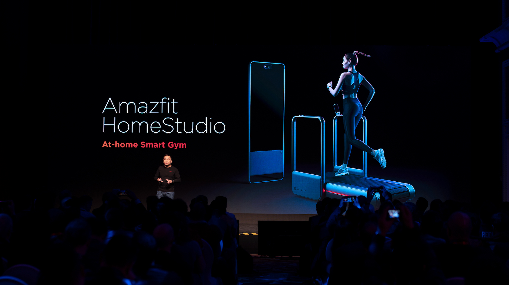 Huami Amazfit: auricolari true wireless e tapis roulant smart al CES 2020 thumbnail