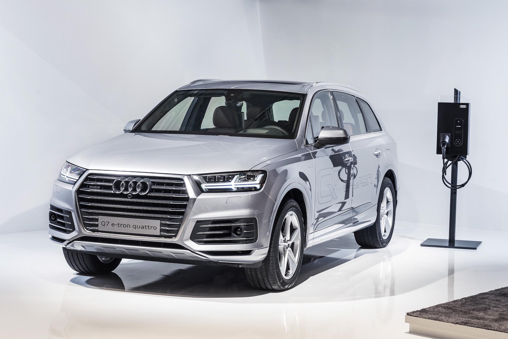 auto ibride Audi-Q7-e-tron